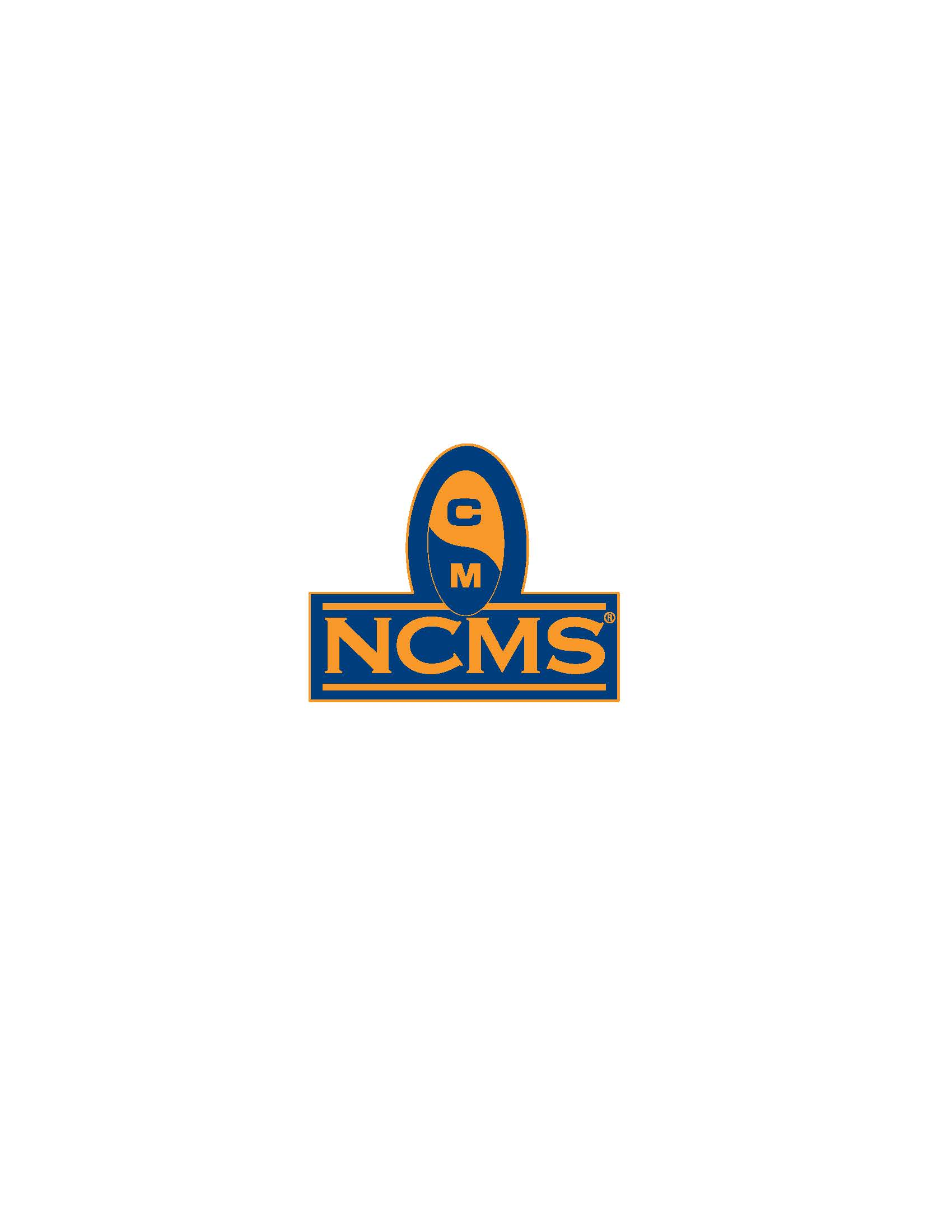 NCMS – The Society of Industrial Security Professionals logo