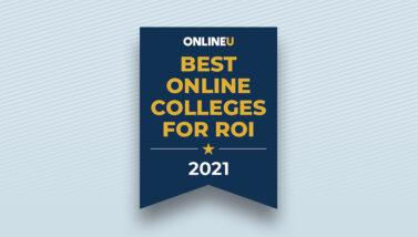 Best Online Colleges graphic