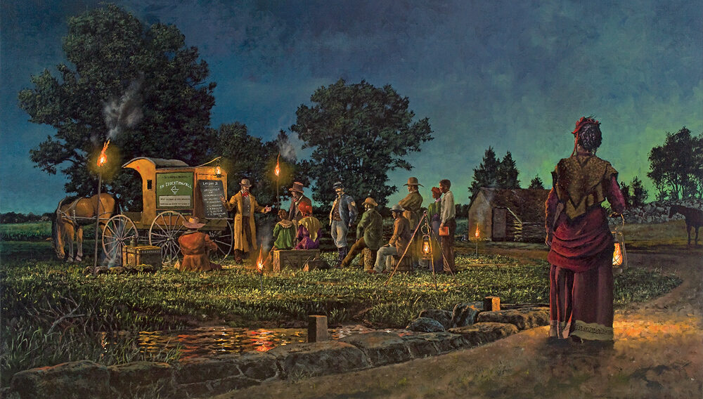 """""""Keeping a Tradition Alive"""" by Len Tantillo"""