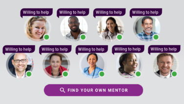 Many mentors to search through