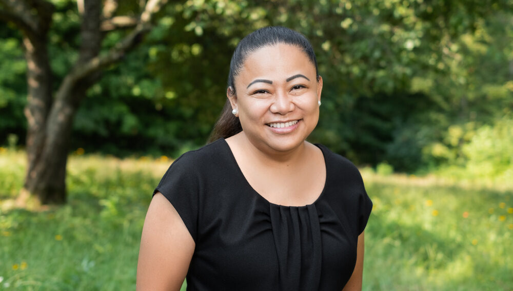 Michelle Tochiki, Military Wife and MBA Graduate