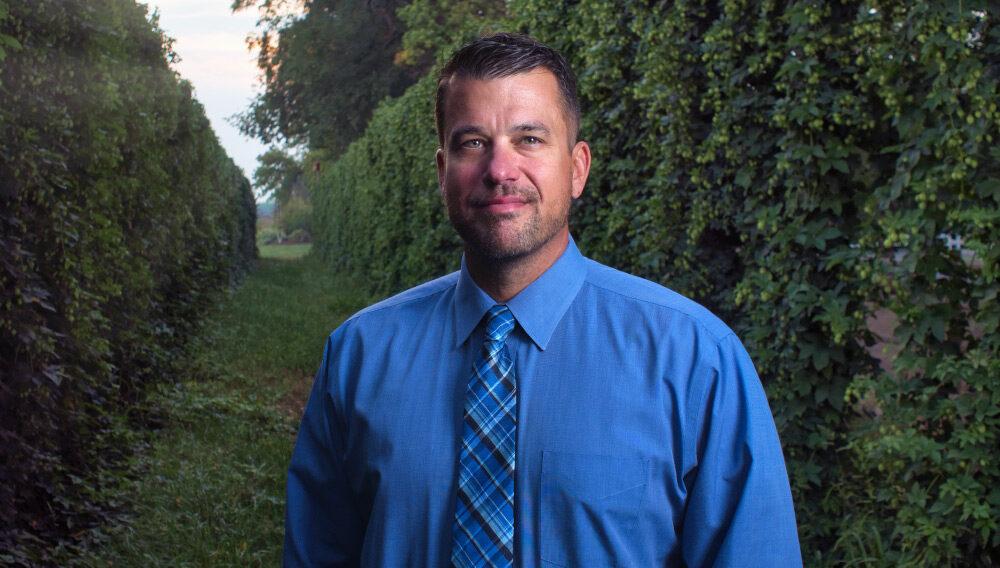Jason Marcellus, long career in law enforcement
