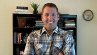 Steve Adams, Veteran with GI Bill Benefits